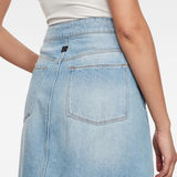 G-Star RAW® 5621 Wrap Skirt Light blue