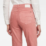 G-Star RAW® 3301 High Straight 90's Ankle Jeans Pink
