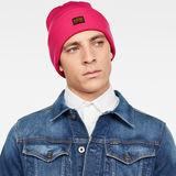 G-Star RAW® Effo Beanie Long Pink model