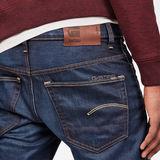 G-Star RAW® Jeans 3301 Regular Straight Azul oscuro