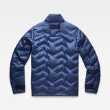 G-Star RAW® Attacc Down Jacket Dark blue flat back