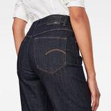 G-Star RAW® Joci 3D Mid Slim Jeans Dark blue model back