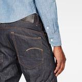 G-Star RAW® 5649 3D Relaxed Jean Dark blue model back zoom