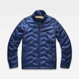 G-Star RAW® Attacc Down Jacket Dark blue flat front