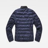G-Star RAW® Alaska Padded Down Jacket Dark blue flat back
