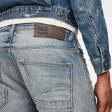 G-Star RAW® Morry 3D Relaxed Tapered Selvedge Jeans Light blue