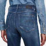 G-Star RAW® 3301 High Straight 90's Ankle Jeans Medium blue