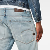 G-Star RAW® Type C 3D Straight Tapered 2.0 Jeans Light blue