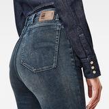 G-Star RAW® Stringfield Ultra High Skinny Jeans Dark blue