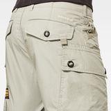 G-Star RAW® Roxic Cargo Short Green model back zoom