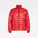 G-Star RAW® Light Padded Jacket Red flat front