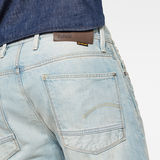 G-Star RAW® Jean 3911 Alum Relaxed Tapered Bleu clair