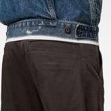 G-Star RAW® Slim Chino Grey model back zoom
