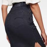 G-Star RAW® Noxer Pencil Skirt Dark blue