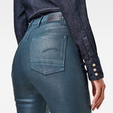 G-Star RAW® Kafey Ultra High Skinny Jeans Medium blue