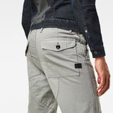 G-Star RAW® Torrick Relaxed Army Pant Grey model back zoom