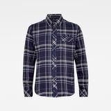 G-Star RAW® Bristum Button Down Slim Shirt Dark blue