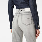 G-Star RAW® Janeh Ultra High Mom Ankle Jeans Grey