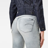 G-Star RAW® 3301 Mid Skinny Jeans Grey