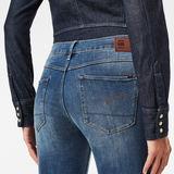 G-Star RAW® 3301 Mid Skinny Jeans Medium blue