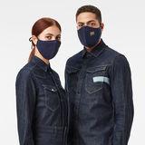 G-Star RAW® 5-Pack RAW Gezichtsmaskers Donkerblauw