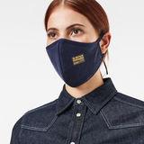G-Star RAW® Pack de 5 Masques Faciaux RAW Bleu foncé