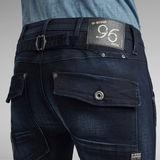 G-Star RAW® 5620 Heritage Embro Tapered Jean Medium blue
