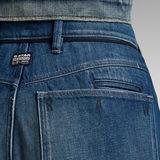 G-Star RAW® Lintell High Dad Jeans Mittelblau