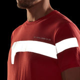 G-Star RAW® 1 Reflective Graphic T-Shirt Red
