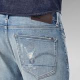 G-Star RAW® 3301 Denim Slim Shorts Lichtblauw