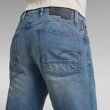G-Star RAW® Alum Relaxed Tapered Jeans Mittelblau