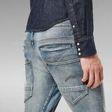 G-Star RAW® Jean D-Staq 3D Slim Bleu moyen