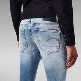 G-Star RAW® 3301 Slim Jeans Lichtblauw