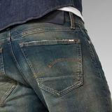 G-Star RAW® 3301 Slim Jeans Donkerblauw