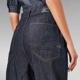 G-Star RAW® C-Staq 3D Boyfriend Cropped Jeans C Dunkelblau