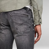 G-Star RAW® Jean 3301 Straight Tapered Gris
