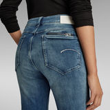 G-Star RAW®  Noxer High Straight Jeans Medium blue