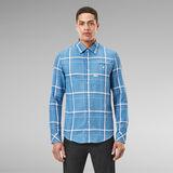 G-Star RAW® Bristum 1 Pocket Slim Shirt Light blue