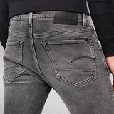 G-Star RAW® 3301 Regular Straight Jeans Grau
