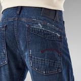 G-Star RAW® Scutar 3D Slim Tapered Jeans Dunkelblau