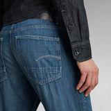 G-Star RAW® Triple A Regular Straight Jeans C Mittelblau