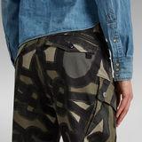 G-Star RAW® Pantalon Roxic Straight Tapered Cargo Multi couleur