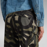 G-Star RAW® Roxic Straight Tapered Cargo Pants Multi color