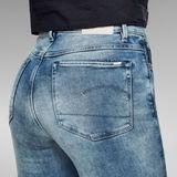 G-Star RAW® Jean 3301 High Flare Bleu clair