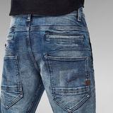 G-Star RAW® D-Staq 3D Slim Jeans Mittelblau