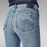 G-Star RAW® Noxer Straight Selvedge Jeans Hellblau