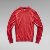 G-Star RAW® Classic Sport Knitted Sweater Red
