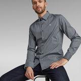 G-Star RAW® Dressed Super Slim Shirt Medium blue