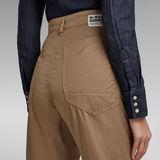 G-Star RAW® C-staq 3D Boyfriend Cropped Pants Green