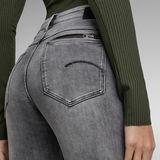G-Star RAW® Noxer High Straight Jeans Grau